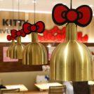キティちゃん45周年「ハローキティカフェ」初日に行ってきました(タカシマヤゲートタワーモール)
