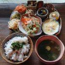 【鹿沼市】身体に優しい料理がいっぱいの、ほっこりランチ!「蛍のふくろ」