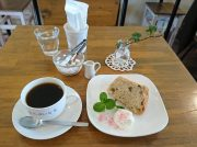 季節のシフォンが人気☆ワークショップが充実の高槻のカフェ「こんぺいとう」