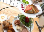 【自由が丘】1日5食限定『パンとエスプレッソと自由形』ブランチセットは至福の喜び