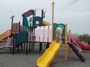 【宇都宮】かわいい遊具と健康遊具!近隣施設も充実の「テクノさくら公園」