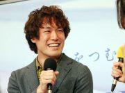 劇団四季ミュージカル「ノートルダムの鐘」出演の金本泰潤さん、松山育恵さんが名駅に登場