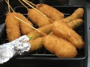 4月5日オープン!串カツもお好み焼きも美味しい!大阪・新世界「ふじやま」
