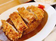 鶴巣PAで食べてきました!説明無用☆大阪の銘店「堂島カレー」