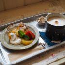 玉島じゃないみたい!カワイイが溢れる隠れ家カフェ「シャビーホワイト」