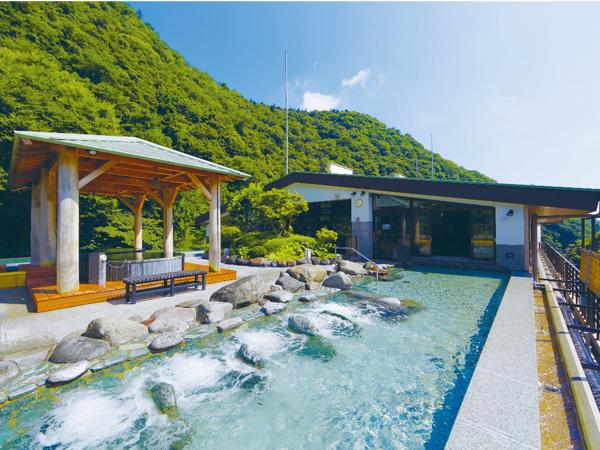 露天風呂、足湯、グルメ…新緑の箱根へリフレッシュトリップ