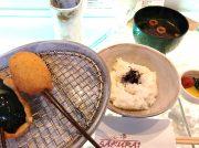 揚げたて10本の串揚げランチ1080円♪神戸・甲南山手「the串SAKURAI」