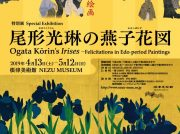 【南青山】根津美術館 庭園の燕子花「尾形光琳の燕子花図」と美の競演