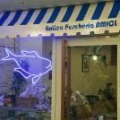 アンティカペスケリア アミーチ @柏駅東口、陽気な魚介系イタリアン