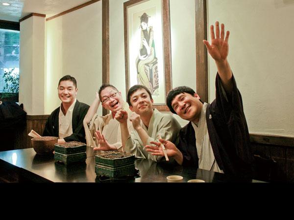 """インタビュー/二つ目落語家ユニット""""成金""""による「ふじさわ成金」5/25(土)"""