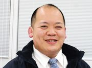 大相撲柏場所実行委員会 委員長 永井明慶さん