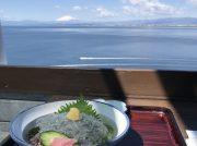 江ノ島「魚見亭」で海を眺めながらの絶景ランチ