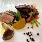 【馬車道】真っ白な店内に美しい料理が映える@ Braceria la AOSA (ブラチェリア・ラ・アオザ)