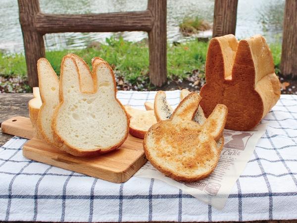 ウサギのラスク