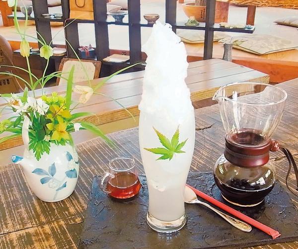 """スペシャルティアイスコーヒー""""淡雪"""""""
