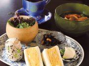 【宮城野区原町】多品目がうれしいカフェご飯「カフェねこめ」