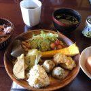 【酒津公園近く】懐かしい味と古民家 「桜花(おうか)」