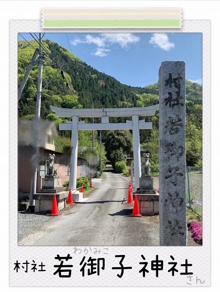 村社 若神子神社