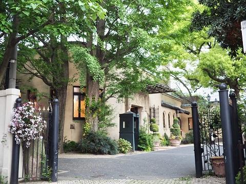 新宿に1000坪の敷地!小笠原伯爵邸で優雅なひとときを