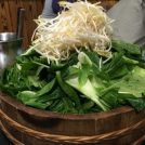 野菜がもりもり!堺「居酒屋 和楽」の草鍋が地元で旨いと評判!