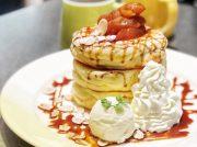 【池袋】あの「レインボーパンケーキ」が西武池袋本店にやってきた!