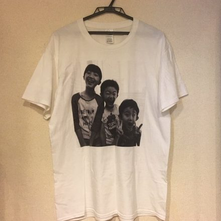 パパもじぃじも喜ぶ♪父の日に世界で1枚のオリジナルTシャツを贈ろう!