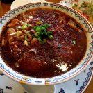 【江別】明珠酒家の辛い刀削麺を食べてプチ旅行気分になろう!!