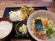 うどん付きランチ780円はビジネスマンに人気!大阪・北浜「酒処麺処きのした」
