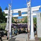5/21(火)まで★金蛇水神社 花まつり