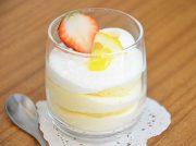 vol.93 レモンショートケーキ