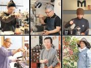 鹿児島に広がるコーヒーの世界。個性派コーヒーショップ続々!