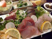 天然魚を使った贅沢さしみ定食『天や椀や』@西荻窪