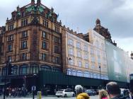 【ロンドン観光】日本でも有名!英国の伝統的な百貨店「F&M」と「Harrods」へ