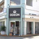 新規オープン・「ODEON TSUBAKI (オデヲン ツバキ)104」手作りの焼きチーズケーキ♪