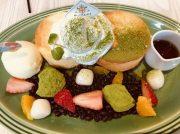 【横浜】令和風セレクションふわふわパンケーキ「Butter」