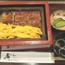 """吹田・江坂で見つけた""""鰻の隠れ家""""、「うなぎ茶寮 ふく山」で鰻のせいろ蒸し♪"""