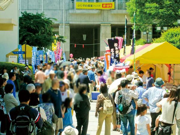 5/25(土)・26(日)開催! 2019ふじさわ産業フェスタ