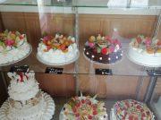三段のケーキも出来る洋菓子店「いぷしろん」@星岡