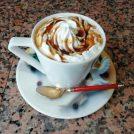 田園風景♪高井町にある喫茶店「天秤」のコーヒーで癒しのひとときを