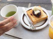 茶リスタがいる「Saten」 のお茶と和スイーツで癒やされたい@西荻