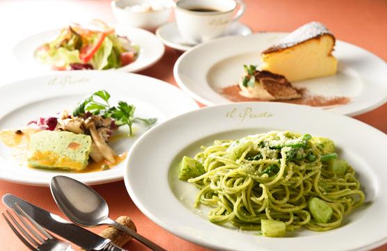 イタリア食堂 イル・ピアットオチアイ
