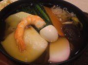 【新宿】追分だんご本舗で、ほうとう食べよ:西口メトロ店の赤飯御膳♪