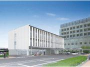 茅ヶ崎市立病院 別棟が完成 7月1日(月)に竣工式を予定