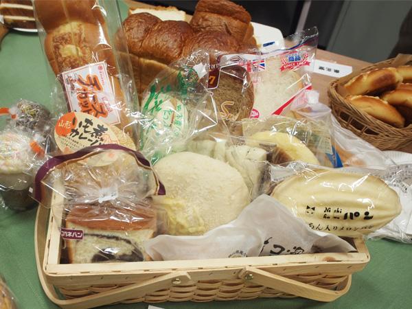 ご当地パン