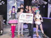 【東京ドーム】映像とフィギュア・圧巻のクオリティ!河森正治EXPO