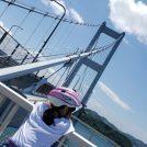 3世代で満喫!しまなみサイクリング大島半日コース @しまなみ海道