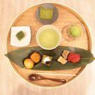 【池袋】6/20 NEW!生タピオカもアフタヌーンティーもできる抹茶カフェ!OMATCHA SALON