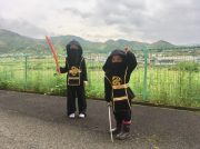 松野町車中泊の旅その④「リアル戦国時代体験〈忍者修行編〉」