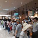 人気商品20%OFF ボンジュールボン武蔵境イトーヨーカドー店OPEN当日の様子