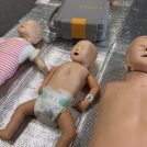 子供の命を守る!【名古屋市主催】乳幼児救命入門コースを受講してきました